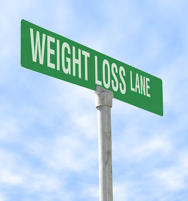 Weight Loss Tips- Choose The Right Road